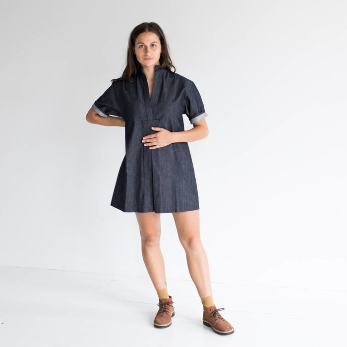 Sara Ruffin Costello Short Smock