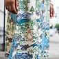Rachel Antonoff Oregon Trail Rosemary Button Front Skirt