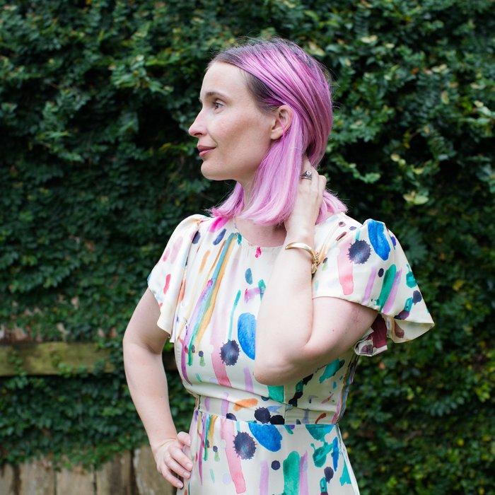 Samantha Pleet Honor Dress