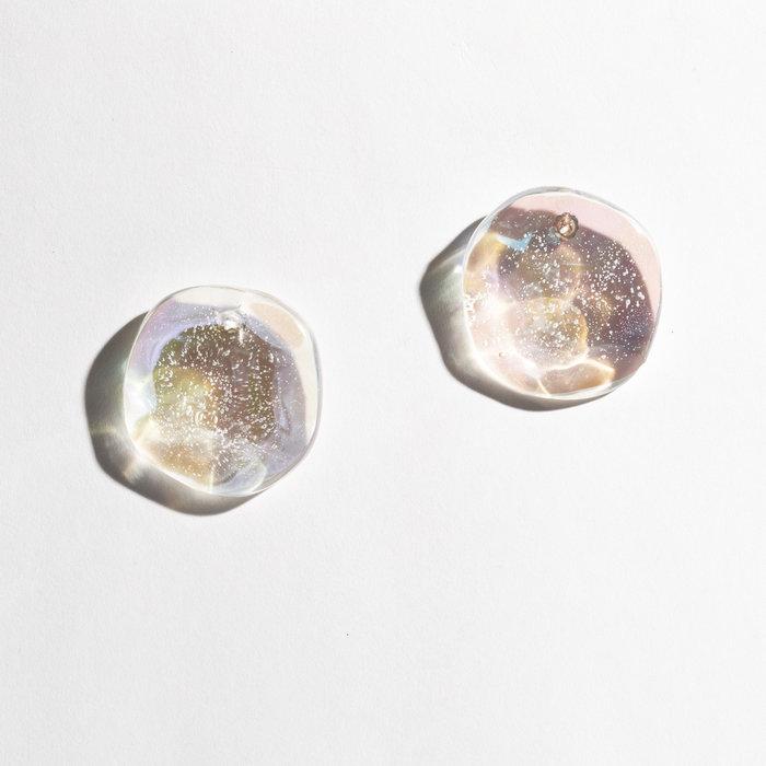 Julie Thevenot Small Reverberation Earrings