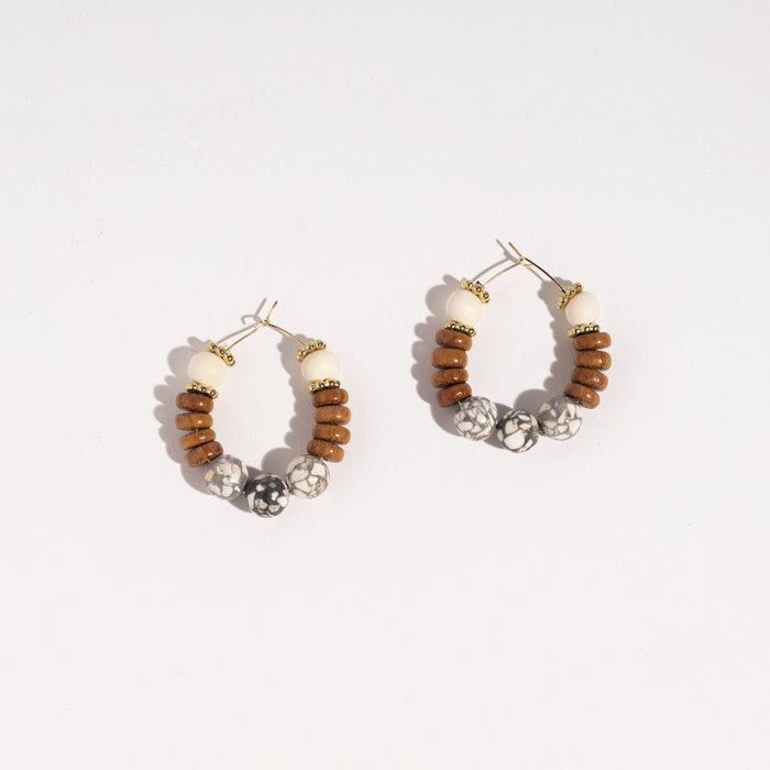 Ear Therapy Small Hoops