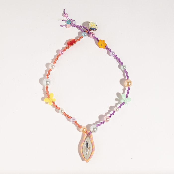 Aurelia Cotton Necklace