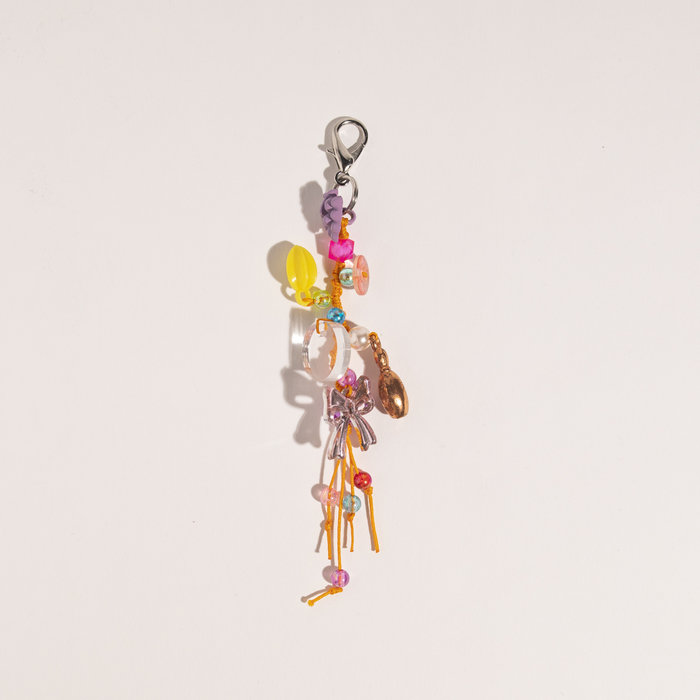 Aurelia Cotton Keychains