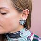 SafSafu Corazon Earrings