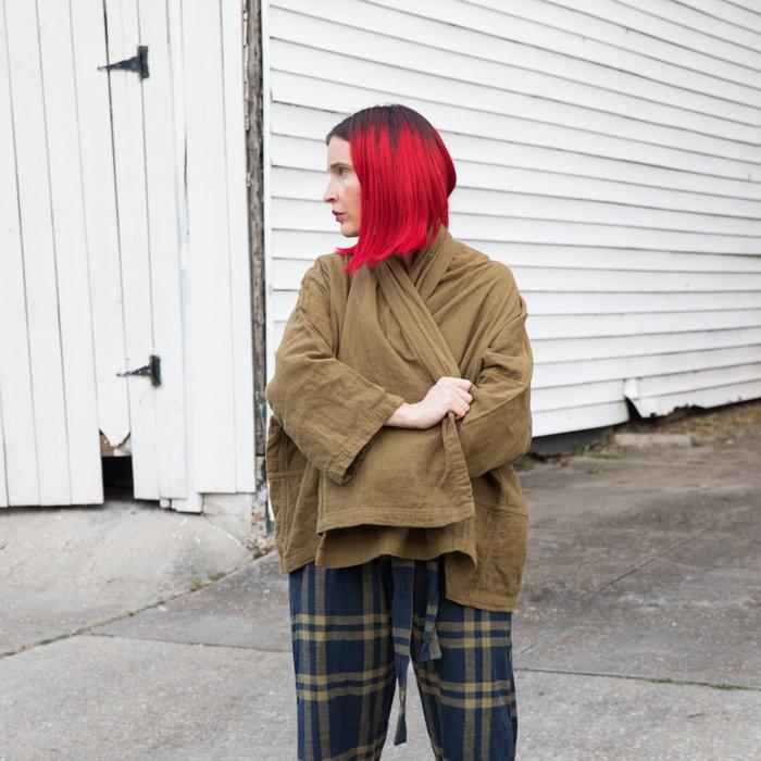 Atelier Delphine Kimono Jacket