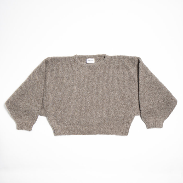 Atelier Delphine Balloon Sleeve Sweater