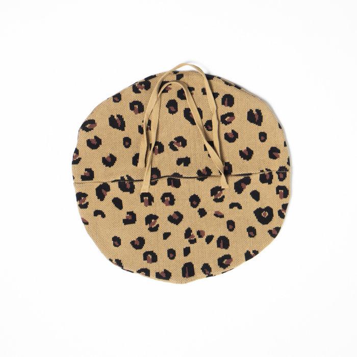 Hansel from Basel- Cheetah Pita Bag