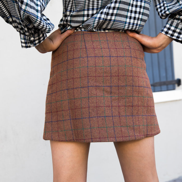 Rachel Antonoff Richard Mini Skirt