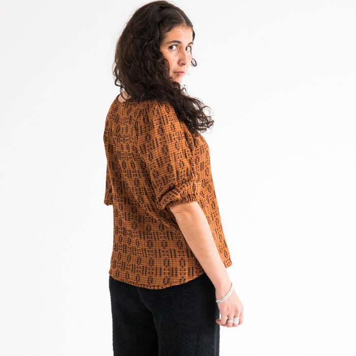 Ace&Jig Goldie Blouse