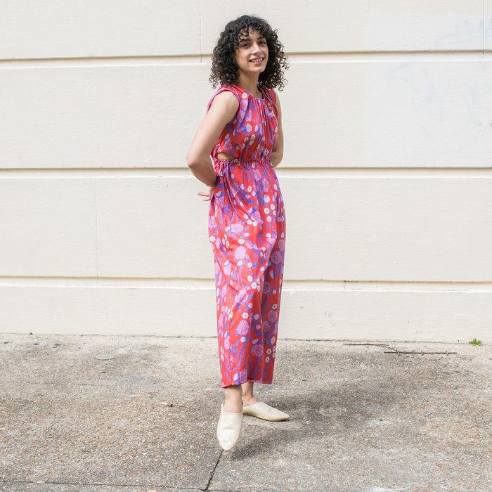 Caron Callahan Goa Jumpsuit