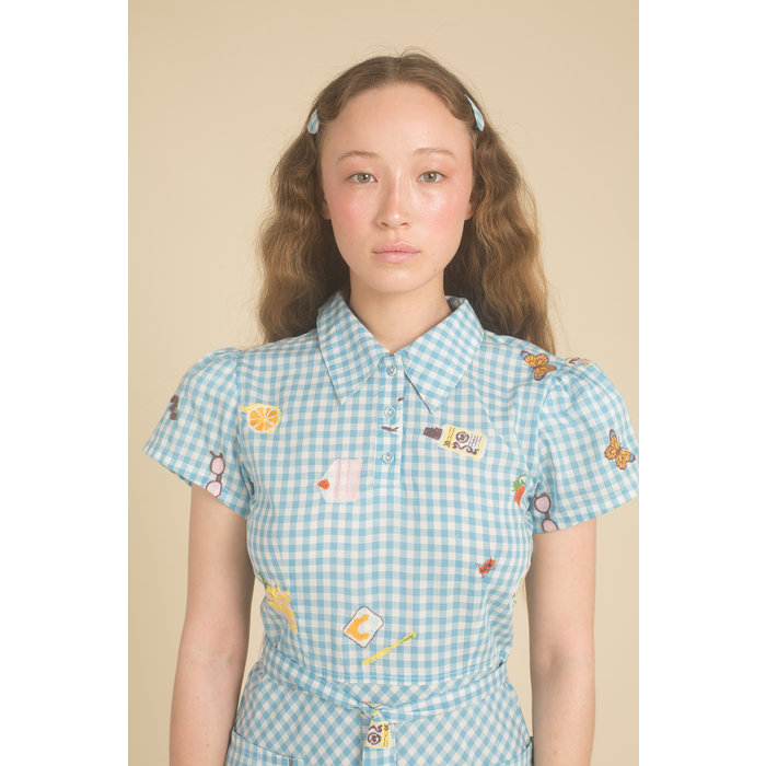 Samantha Pleet Picnic Dress