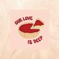 Fine Ass Lines - Deep Love Card