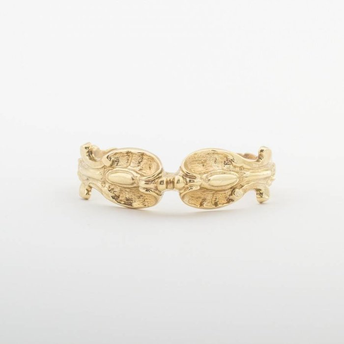 Saint Claude King Cobra Cuff - Brass