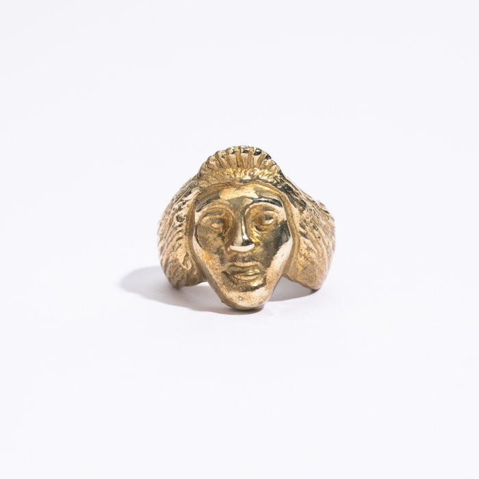 Saint Claude x Freda Lady Face Ring