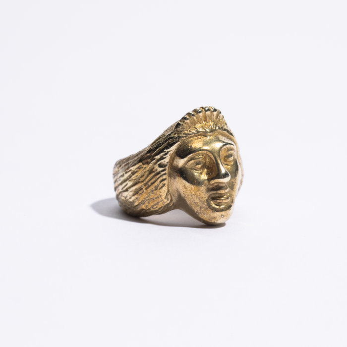 Saint Claude x Freda Lady Face Ring