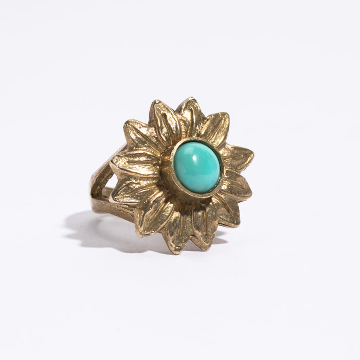 Saint Claude x Freda Sunflower Ring