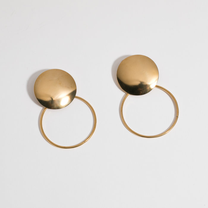 Dominique Ranieri Divina Earring