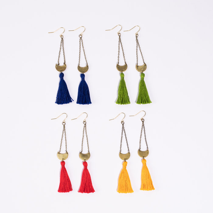 Hess And Co Balance Earrings