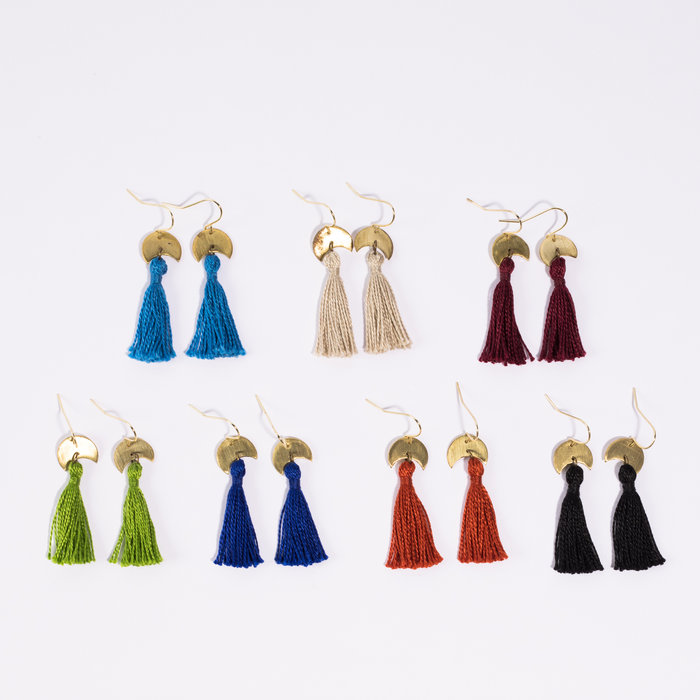 Hess And Co Sway Earrings