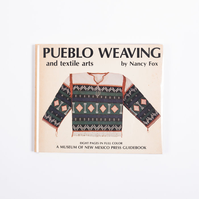 The Librarian Pueblo Weaving and Textile Arts