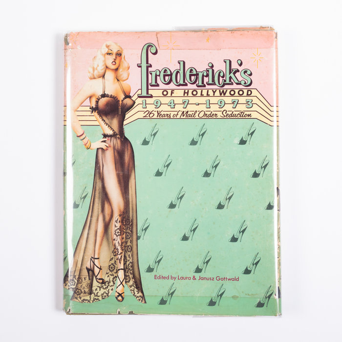 The Librarian - Fredericks of Hollywood 1947-1973
