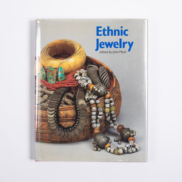 The Librarian - Ethnic Jewelry 1988