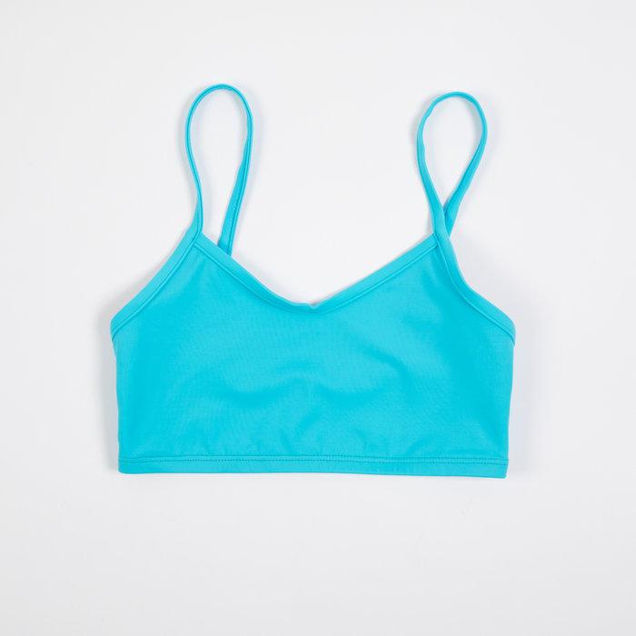 Nu Swim Aqua Liza Top