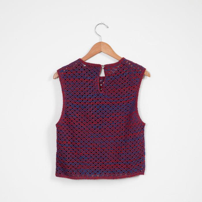 No. 6 Silas Crochet Top