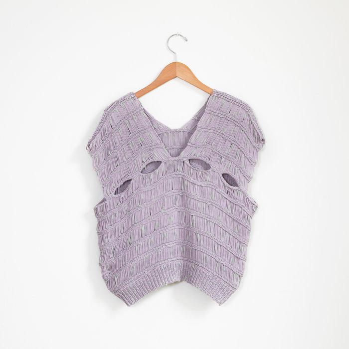 Atelier Delphine Capri Knit Top