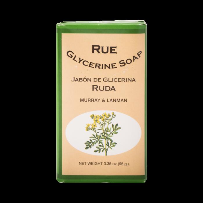 Rue Glycerin Soap