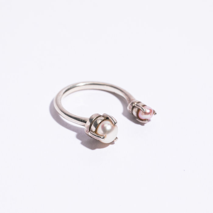 Aesa Crazy Wave Ring