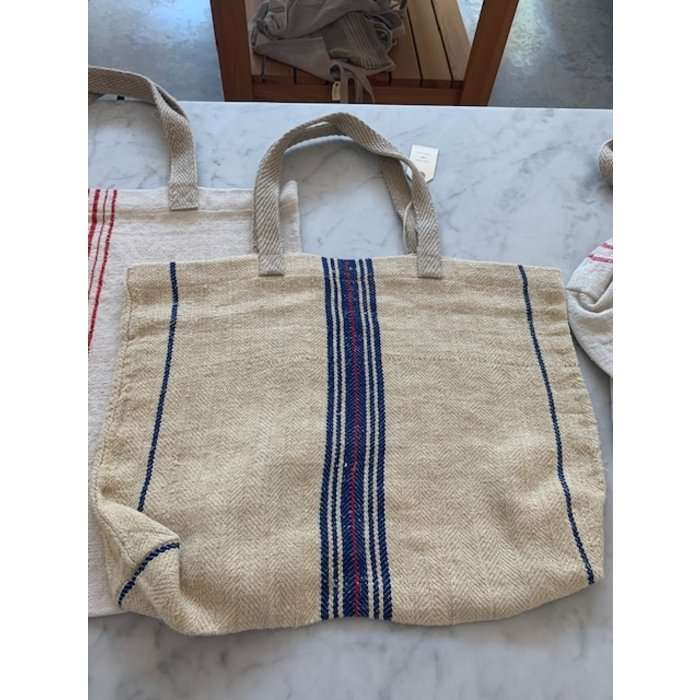 Patriae Textiles Tote Bag