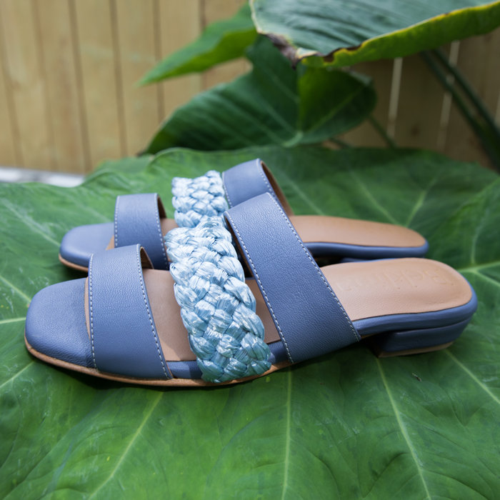 Beklina Braided Sandal