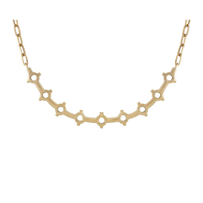 Aesa Aperture Necklace