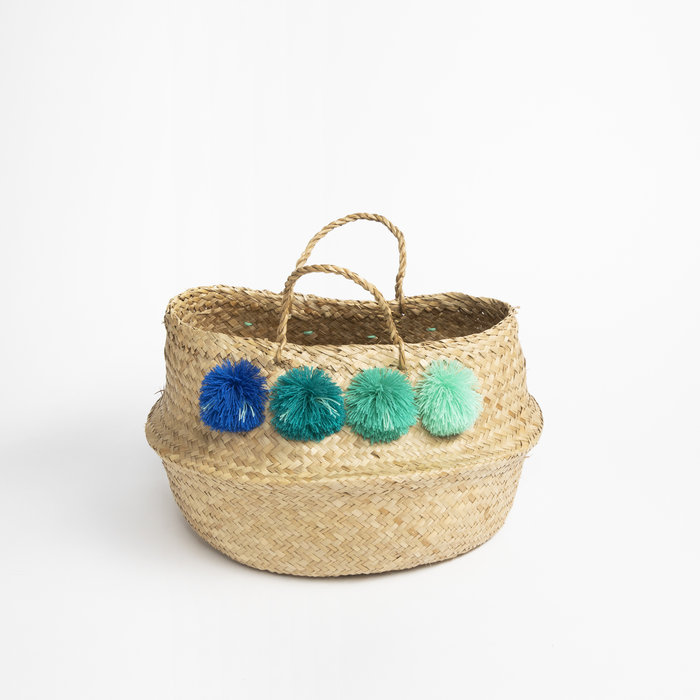 Eliza Gran Round Basket