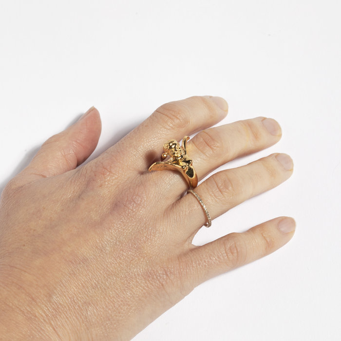 Mondo Mondo Angel Ring