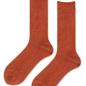 HFB Stellar Rib Crew Sock - Cinnamon