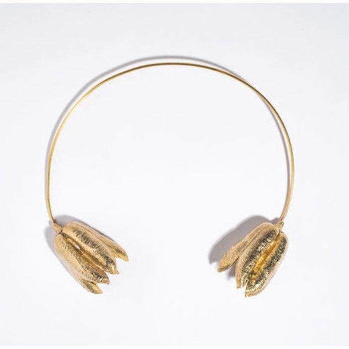 Saint Claude x Freda Yucca Open Collar
