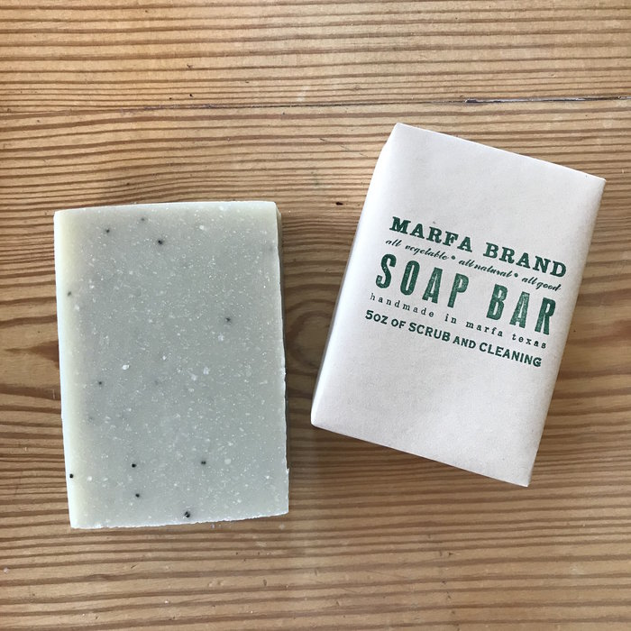 Marfa Brand X Freda Custom Soap