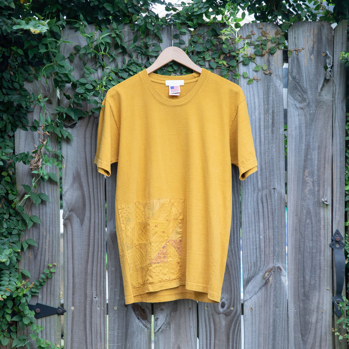 Carleen Quilt Patch Tee