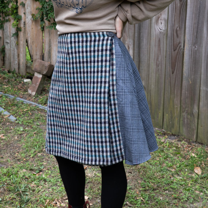 Kurt Lyle Tillary Skirt