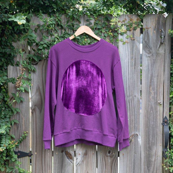 Correll Correll Circle Sweatshirt