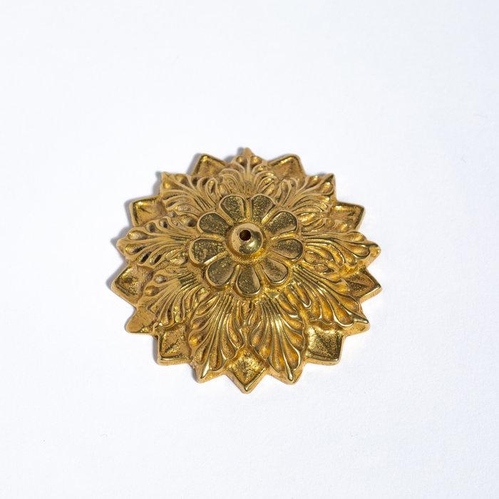 Saint Claude Domed Flower Incense Holder