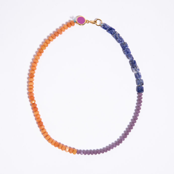 A. Carnevale Beaded Necklace