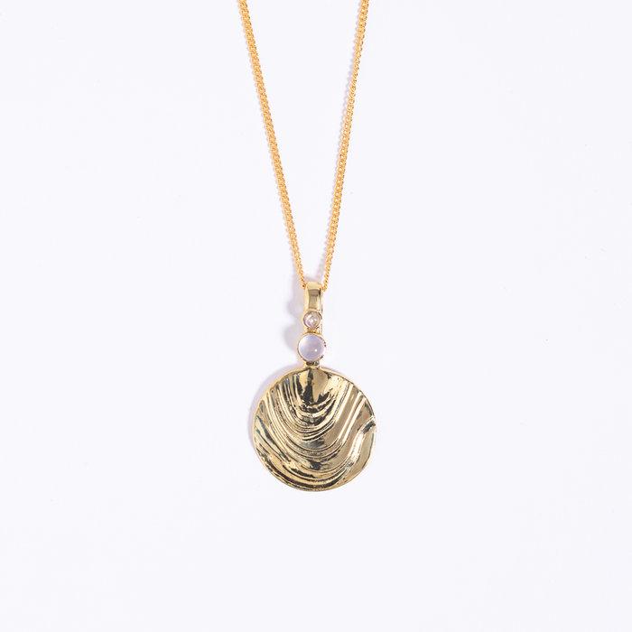 Leigh Miller Basalt Medallion