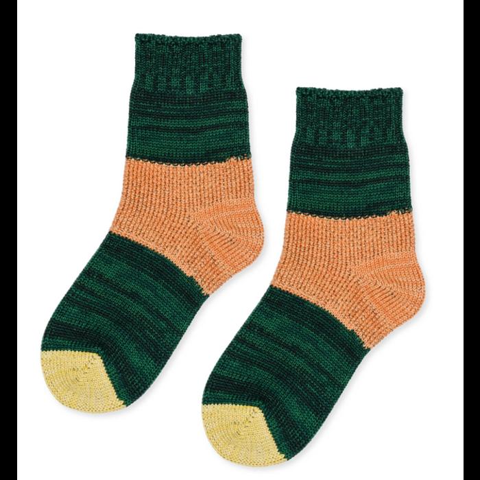 HFB Tonal Dapple Crew Sock
