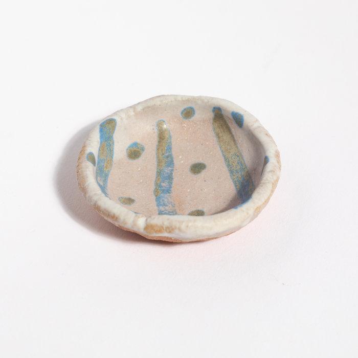 Shino Takeda Salt Bowl - Small