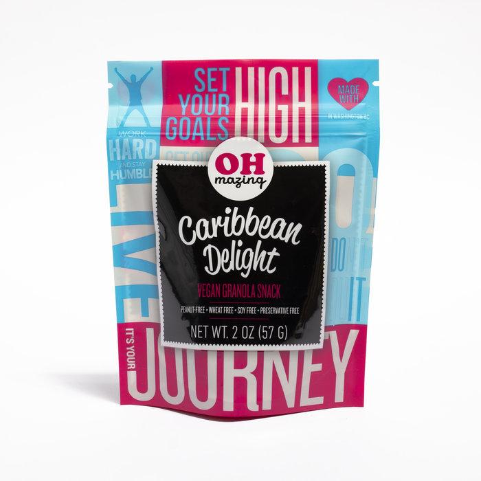 Oh Mazing Granola - Caribbean Delight