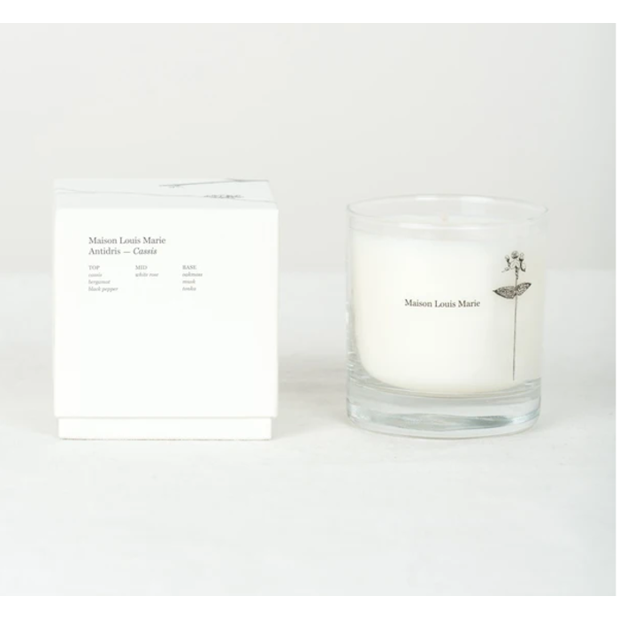 Maison Louis Marie Candles - Cassis