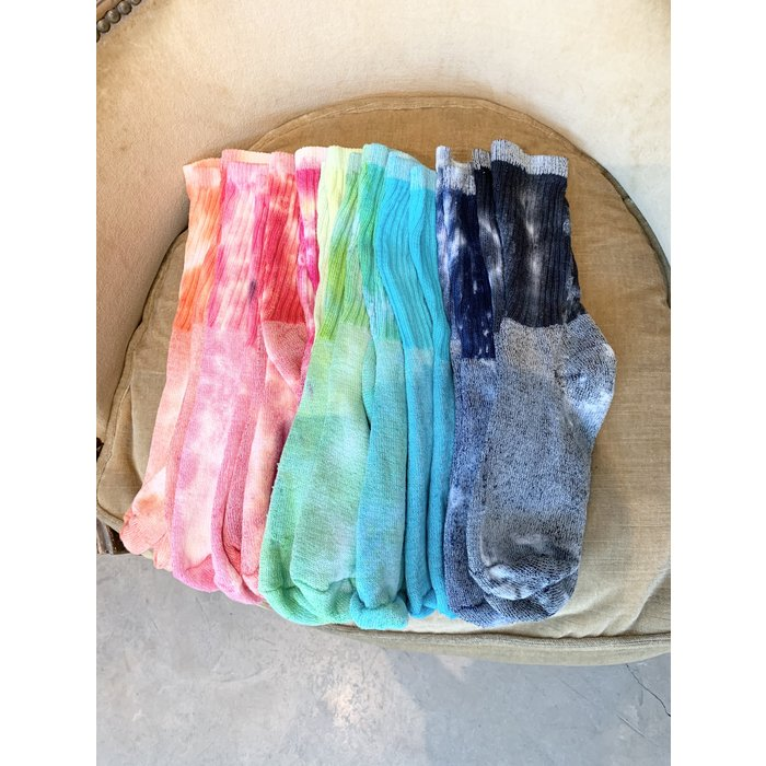 Hand Dyed Socks
